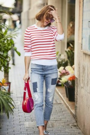 lichte jeans