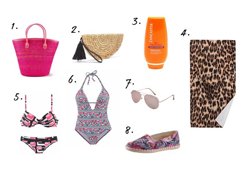 Wat mee te nemen in je strandtas?