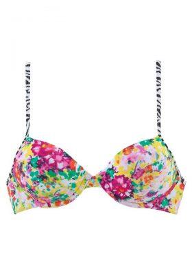 Bikinitop met bloemenprint