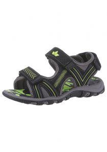 Zwarte sandalen voor kinderen