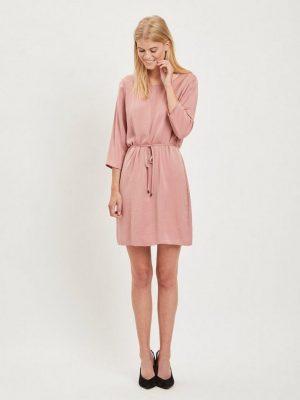 Roze zomerjurkje