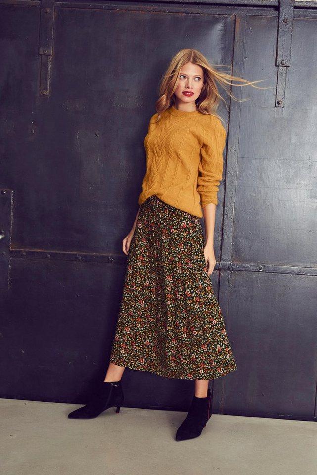 Lange rok met trui