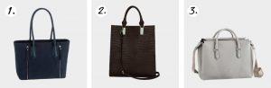 Handtassen voor naar school