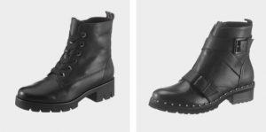 Schoenentrends, chunky boots