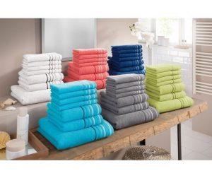 Handdoeken voor de badkamer