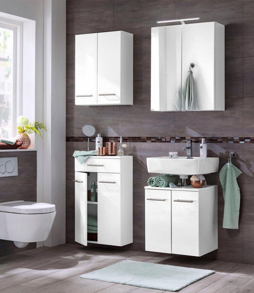 Spiegel badkamer essentials