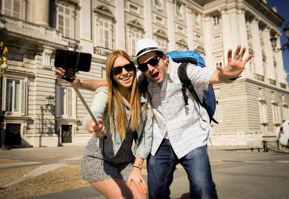 Gadgets selfie stick
