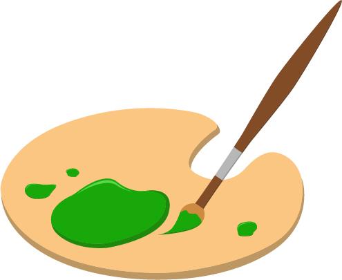 Kleding kleur groen