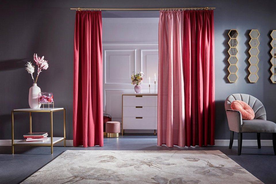 roze woontrent interieur