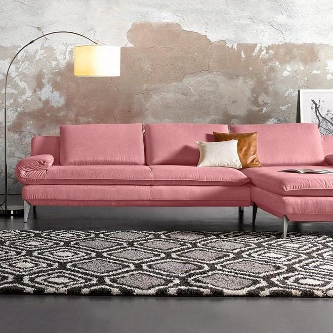roze bank stoer