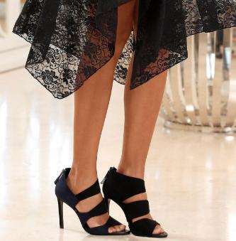 Uitgaanskleding schoenen
