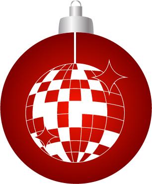 kerst feest vieren