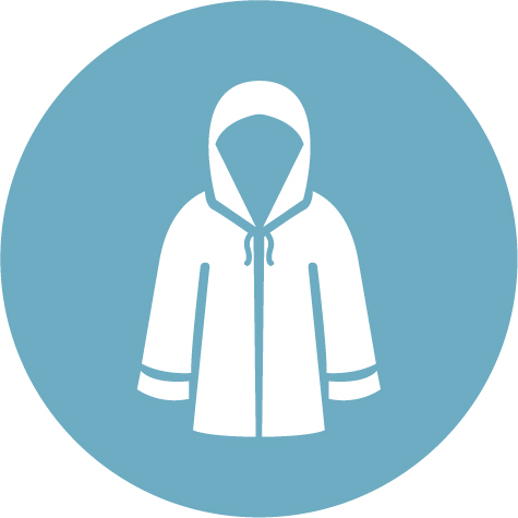 Kleding in de winter
