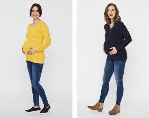 Zwangerschapsshirts, Winterkleding