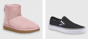 Schoenen zonder veters, zwangerschapsschoenen