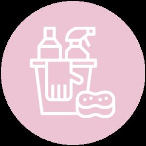 kledingkast schoonmaken