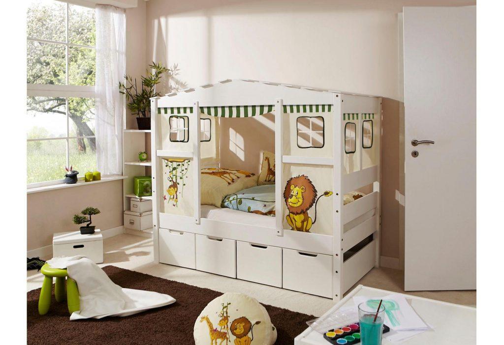 Bedhuisjes voor kinderen in slaapkamer