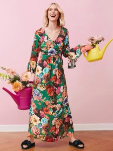 Modetrends: Bloemenprint