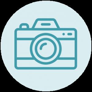 Icoon fotocamera