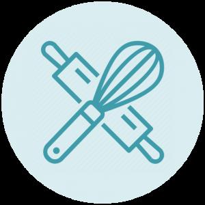 Icoon keuken essentials