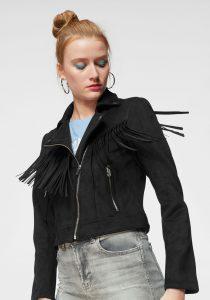 Modetrends: Jasje met franjes