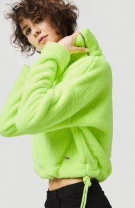 Modetrends: Neon groene trui