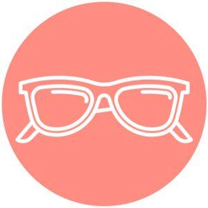 Accessoires icoon zonnebril
