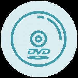 DVD icoon