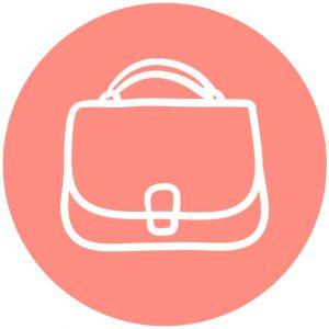 Accessoires icoon tasje