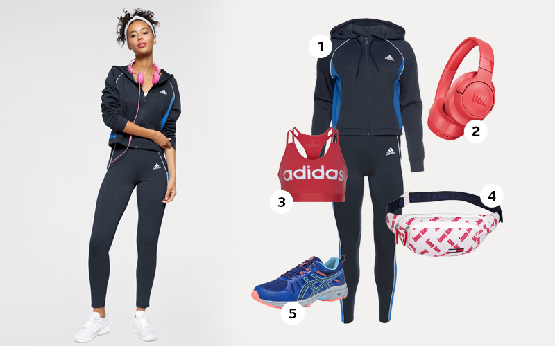 Sportieve outfit