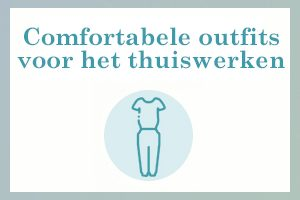 Icoon comfortabele thuiswerk outfits