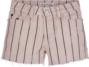 Meisjes short roze