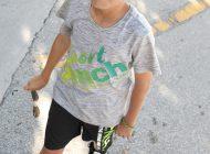 Korte broeken bij kinderen, hoe kun je deze het beste stijlen?