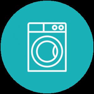 Icoon wasmachine