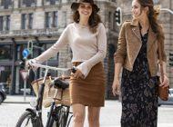 Fietsen met een jurk of rok: 4 handige tips!