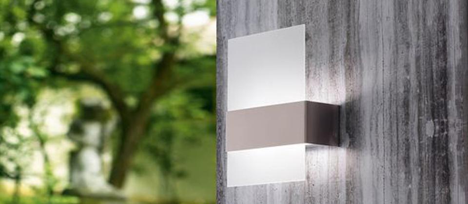 Buitenverlichting modern