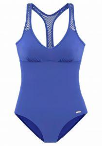Blauw badpak Sunseeker