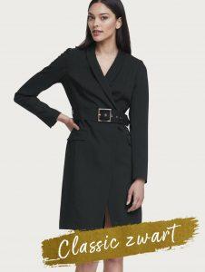outfit 3 klassiek zwart tijdens oud en nieuw