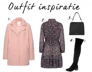 Outfit inspiratie overknees