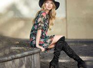 Outfit inspiratie: jouw herfstlook met overknee laarzen