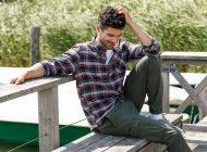 Heren: 4 manieren om het geruite overhemd te dragen