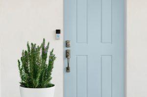 Smart Home deurbel