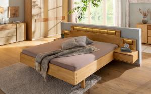 Modern houten bedden trends