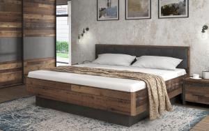 Donker houten bedden trends