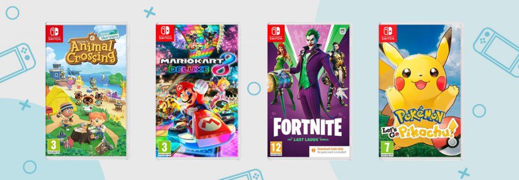Beste Nintendo Switch games