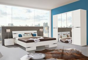 Complete slaapkamer modern