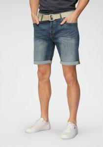 Korte broek jeans