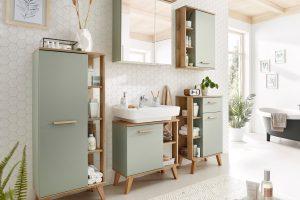 Badkamer stijl landelijk
