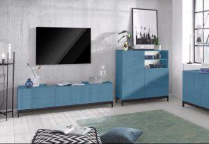Kleurrijk Tv-meubel
