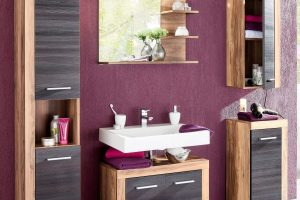 Badkamer stijl industrieel